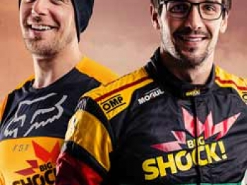 BIG SHOCK RACING BOJUJE NA RALLY DAKAR 2019
