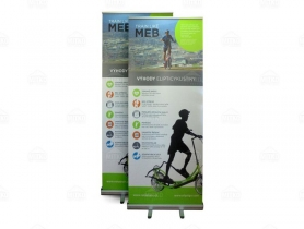 Rollup 85x200 MEB